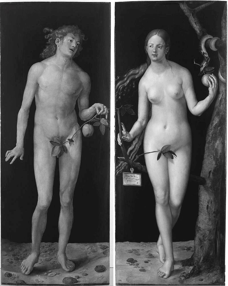 Adam und Eva, die wildeste Love Story aller Zeiten Ⓒ Steffen Reuter