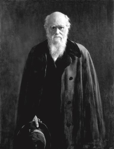 Charles Robert Darwin Ⓒ Steffen Reuter