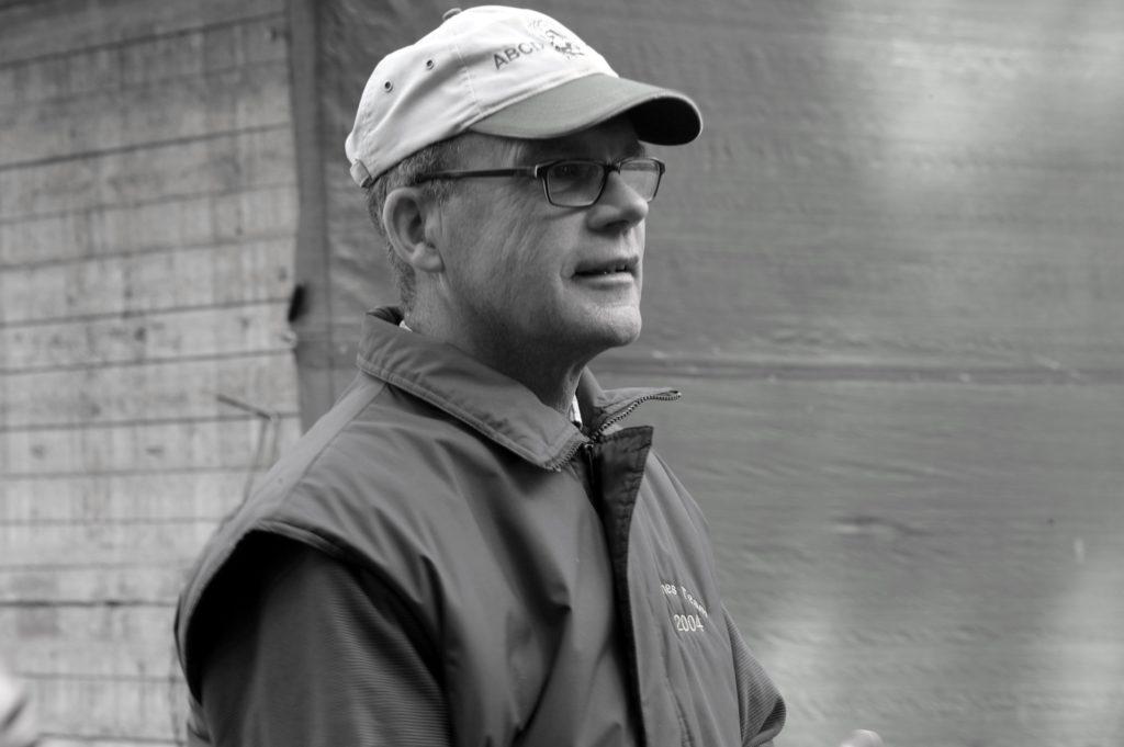 Hans-Jürgen Werbke Ⓒ Anja Winar