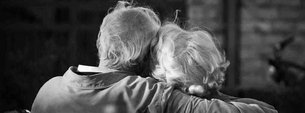 Der Wunsch, gemeinsam alt zu werden