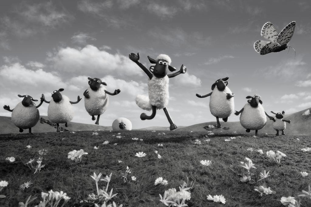 Shaun das Schaf Ⓒ Goleszowski
