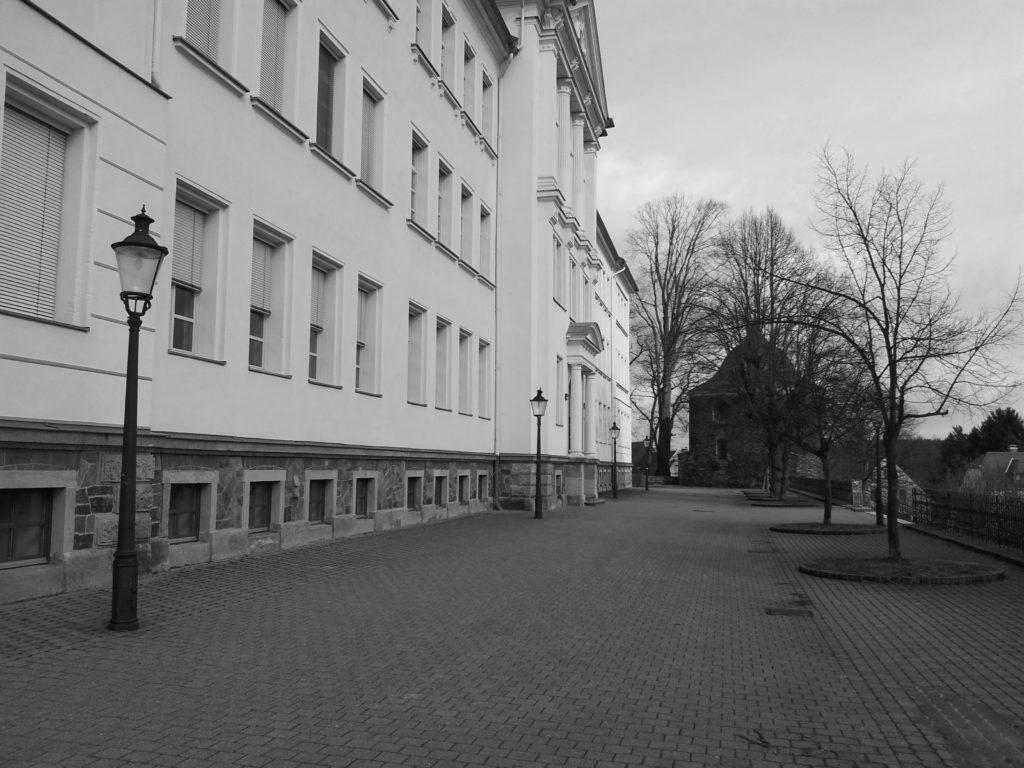 Mein Pausenhof Ⓒ Hardi P.Schaarschmidt